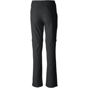 Columbia Saturday Trail II Convertible Pantalon Femme, black